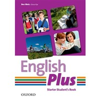 English Plus Starter - Student's Book