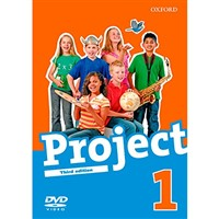Project 1 Culture DVD (3edition)