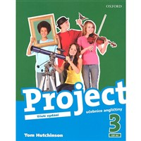 Project 3 - Student's Book (3edition) CZ