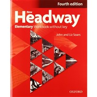 Headway Elementary (4th edition) - Workbook without key