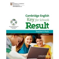 Cambridge English Key for Schools Result - Teacher's Pack
