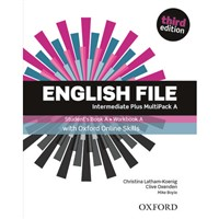 English File Int Plus (3rd edition) - MultiPACK A and Online Skills Practice
