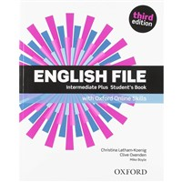 English File Intermediate Plus (3rd edition) - Student's Book + Online Skills Practice