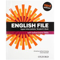 English File UppInt (3rd edition) - Student's Book + Online Skills Practice