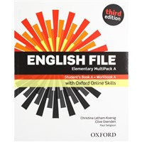 English File Elementary (3rd edition) - MultiPACK A + Online Skills Practice