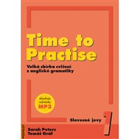 Time to Practise 1-cvič.angl.gram.+MP3
