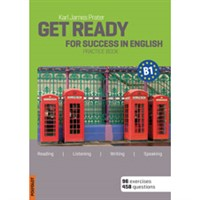 Get Ready for Success in English B1 - cvičebnice+CD