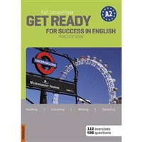 Get Ready for Success in English A2- cvičebnice+CD