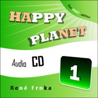 Happy Planet 1 - Class Audio CD