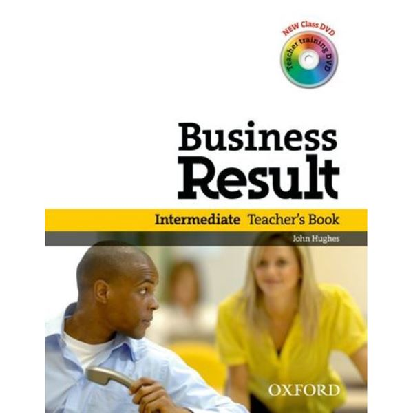 Business Result Intermediate - Teacher
