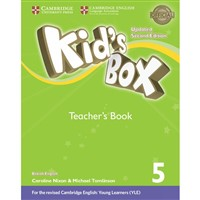 Kid´s Box 5 (2nd edition UPDATED) - Teacher´s Book