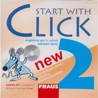 Start with Click 2 NEW - CD k učebnici
