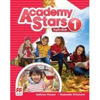 Academy Stars 1 - Pupil´s book Pack