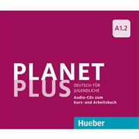 Planet Plus A1.2    (2 Audio CDs zum KB, 1 Audio CD zum AB)