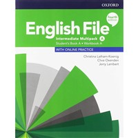 English File Intermediate (4th edition) - MultiPACK A