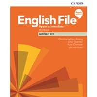 English File Upper-Intermediate (4th edition) - Workbook without key