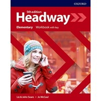 Headway Elementary (5th edition) - Workbook with key