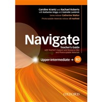 Navigate Upper-Intermediate - Teacher's Guide (+Resource Disc)